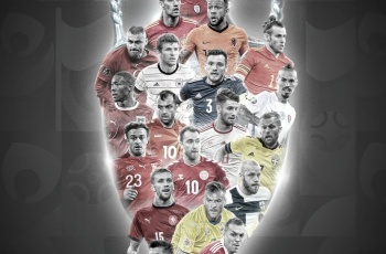 欧洲杯群星
