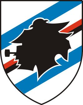 桑普多利亚队队徽